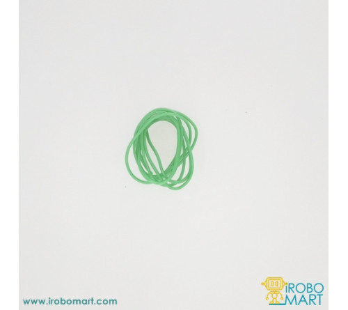 Jumper Wire( Green) - Single Strength / 1Mtr